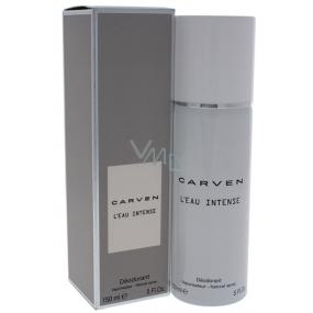 Carven L Eau Intense deodorant sprej pro muže 150 ml