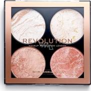 Makeup Revolution Cheek Kit Take a Breather paletka na tvář 8,8 g