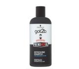 Got2b Phenomenal Refreshing osvěžující šampon na vlasy pro muže 250 ml