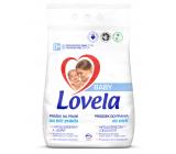 Lovela Baby Bílé prádlo Hypoalergenní, jemný prací prášek 41 dávek 4,1 kg