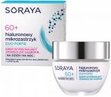 Soraya Hyaluronic Micro-Injection Duo Forte 60+ krém proti vráskám vyplňující hluboké vrásky na den/noc 50 ml