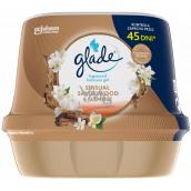 Glade Sensual Sandalwood & Jasmine vonný gel do koupelny 180 g