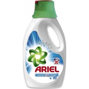 Ariel Touch of Lenor Fresh tekutý prací gel 20 dávek 1,3 l