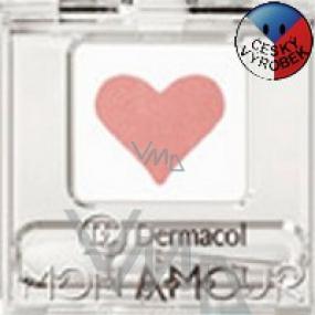Dermacol Mon Amour oční stíny 01 Duo 2,2 g