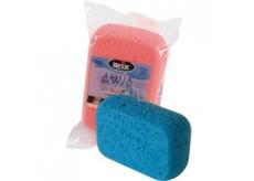 Arix Aqua Massage Soap koupelová houba 13 x 8 cm 1 kus