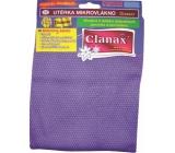 Clanax Diamant utěrka mikrovlákno 40 x 40 cm 1 kus
