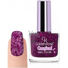 Golden Rose Carnival Nail Color lak na nehty 008 11 ml