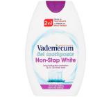 Vademecum Non-Stop White 2v1 zubní pasta a ústní voda v jednom 75 ml