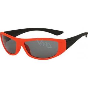 Dudes & Dudettes JK373 oranžové sluneční brýle pro děti