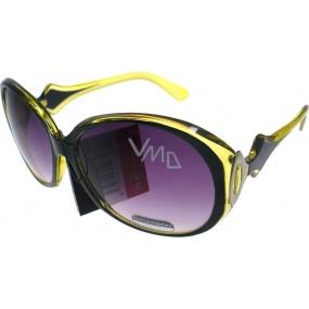 Fx Line 028037 žluté sluneční brýle