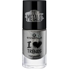 Essence I Love Trends Nail Polish The Metals lak na nehty 44 Rebel At Heart 8 ml