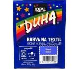 Duha Barva na textil číslo 40 fialová 15 g