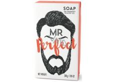 Somerset Toiletry Pan Dokonalý luxusní třikrát mleté toaletní mýdlo s bambuckým máslem a osvěžující vůní máty s pačuli pro muže 200 g