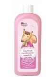 Pink Elephant Veverka Anička 2v1 šampon a kondicioner na vlasy s obsahem panthenolu pro děti 500 ml