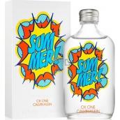 Calvin Klein CK One Summer 2019 toaletní voda unisex 100 ml