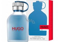 Hugo Boss Hugo Now toaletní voda pro muže 75 ml