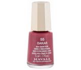 Mavala Mini Colors Nail Color lak na nehty 55 Dakar 5 ml