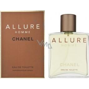 Chanel Allure Homme toaletní voda 50 ml