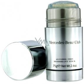 Mercedes-Benz Mercedes Benz Club deodorant stick pro muže 75 g