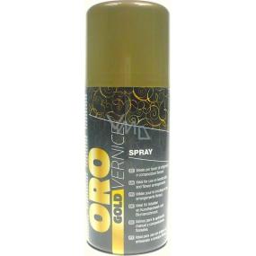 Vernice Oro dekorační sprej Zlatý 150 ml