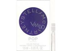 Stella McCartney Pop Bluebell parfémovaná voda pro ženy 1,5 ml s rozprašovačem, Vialka