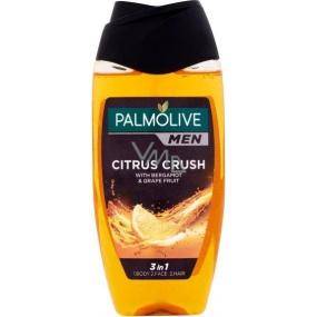 Palmolive Men Citrus Crush 3v1 sprchový gel na tělo, tvář a vlasy 250 ml