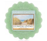 Yankee Candle Coastal Living - Život na pobřeží vonný vosk do aromalampy 22 g