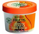 Garnier Fructis Papaya Hair Food obnovující maska na poškozené vlasy 390 ml