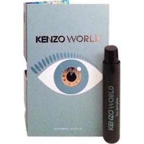 DÁREK Kenzo World parfémovaná voda pro ženy 1 ml s rozprašovačem, vialka