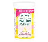 Dr. Popov Psyllium 100% originální, podporuje správný metabolismus tuků a navozuje pocit sytosti, rozpustná vláknina 240 g