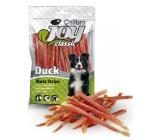 Calibra Joy Classic Kachní maso měkké proužky hypoalergenní pro psy 80 g