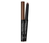 Dermacol Longlasting Intense Colour Eyeshadow & Eyeliner 2v1 oční stíny a linka 11 1,6 g