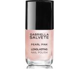 Gabriella Salvete Longlasting Enamel dlouhotrvající lak na nehty s vysokým leskem 51 Pearl Pink 11 ml