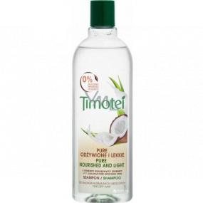 Timotei Hydratace a lehkost šampon pro normální až mírně suché vlasy 400 ml