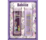 Bohemia Gifts Babičce sprchový gel 200 ml + šampon 200 ml, kosmetická sada