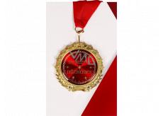 Albi Papírové přání do obálky Přání s medailí - Důchodce