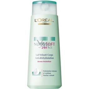 Loreal Paris NutriSoft 24h tělové mléko pro normální pokožku 250 ml