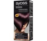 Syoss Professional barva na vlasy 3 - 3 tmavě fialový