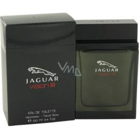 Jaguar Vision III Men toaletní voda 100 ml