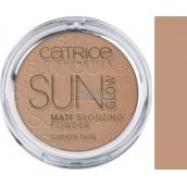 Catrice Sun Glow Matt Bronzing Powder bronzující pudr 020 Deep Bronze 9,5 g