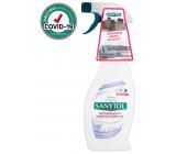 Sanytol Dezodorační a dezinfekční přípravek speciálně na tkaniny rozprašovač 500 ml