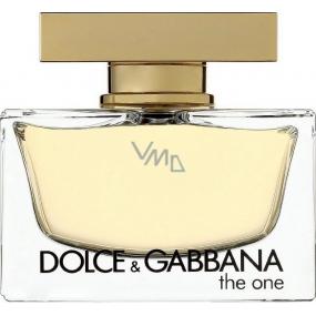 Dolce & Gabbana The One Female parfémovaná voda pro ženy 75 ml Tester