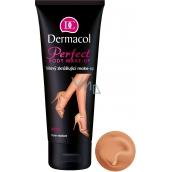 Dermacol Perfect Body Make-up voděodolný zkrášlující tělový make-up odstín Desert 100 ml