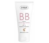 Ziaja BB SPF 15 krém normální, suchá a citlivá pleť 03 Dark 50 ml