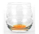Čakrová sklenice s afirmací Odvaha 0,25 L