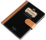 Nekupto Liga Pravých Gentlemanů Luxusní zápisník Pravý Gentleman není jen legendou, ty jsi jedním z nich 10,5 x 15 x 1,5 cm