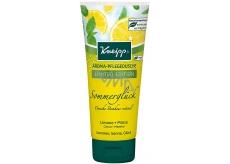 Kneipp Šťastné léto osvěžující vůně citronu a máty sprchový gel 200 ml