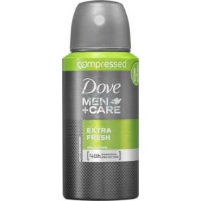 Dove Men + Care Extra Fresh 48h kompresovaný antiperspirant deodorant sprej 75 ml