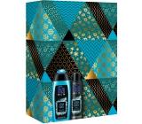 Fa Men Xtra Cool sprchový gel 250 ml + Men Xtra Cool deodorant sprej pro muže 150 ml, kosmetická sada