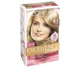Loreal Paris Excellence Creme barva na vlasy 8.1 blond světlá popelavá
